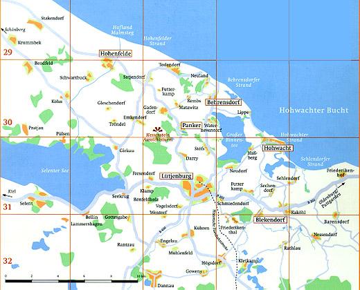 FeWo Nr15 KOHLFAERBER Hohwacht Ostsee